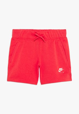AIR  - Tracksuit bottoms - track red/washed coral