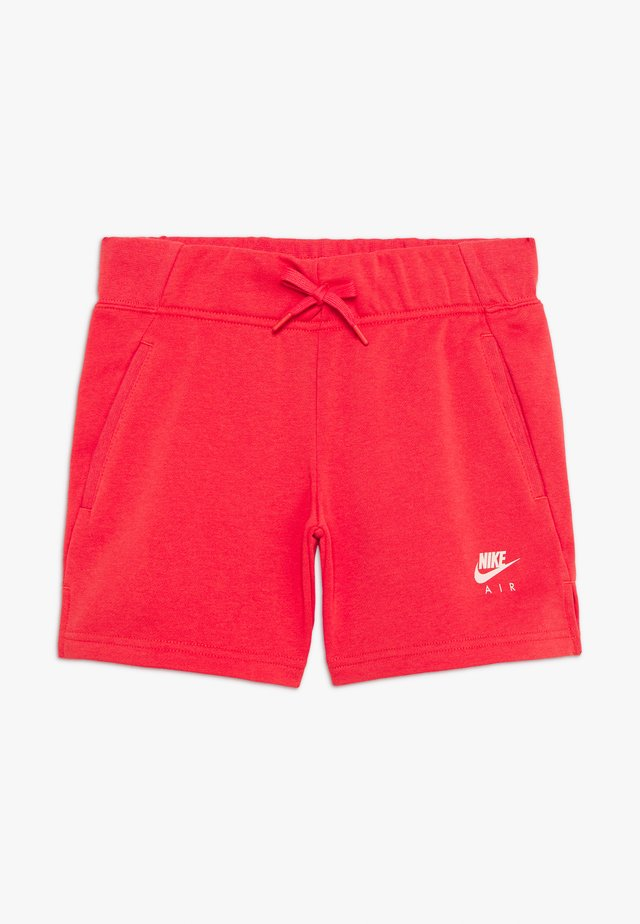 AIR  - Pantaloni sportivi - track red/washed coral