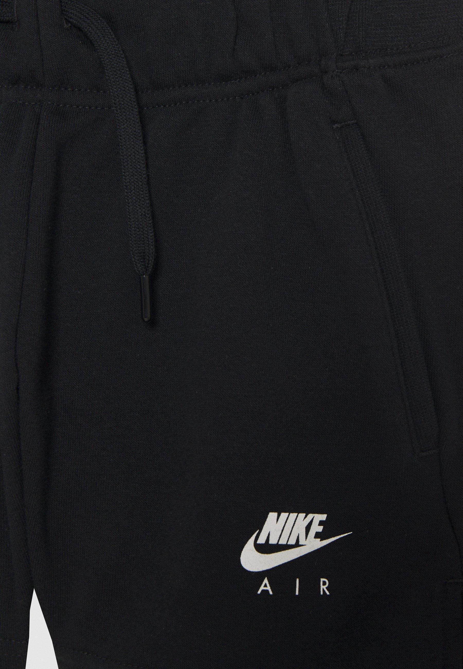AIR Pantalon de survêtement blackwhite