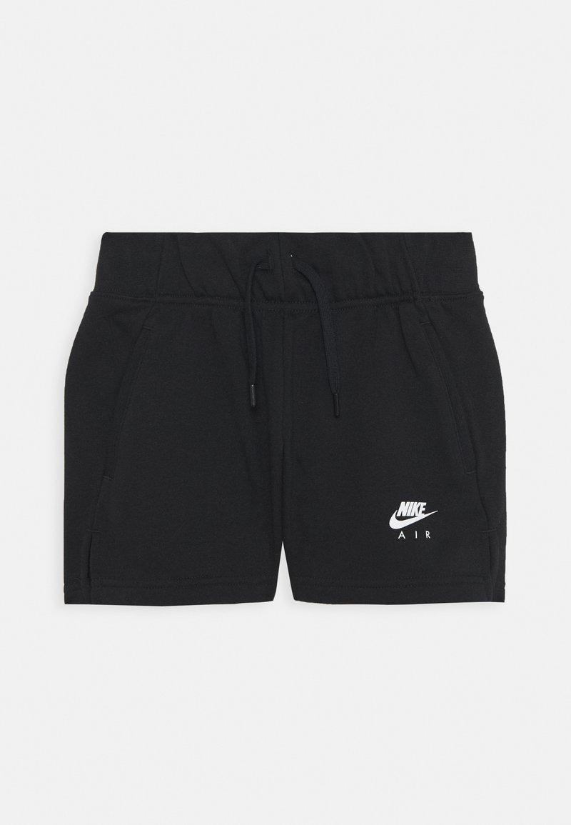 Nike Sportswear - AIR  - Spodnie treningowe - black/white