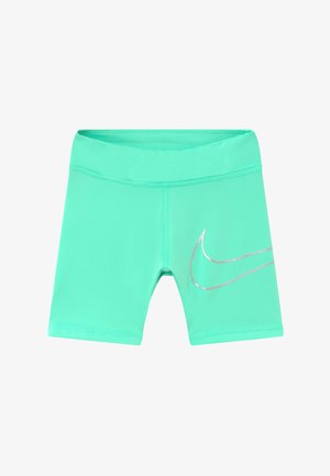 GIRLS DRI-FIT BIKER - Shorts - green glow