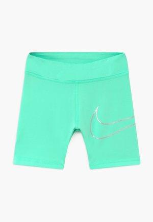 GIRLS DRI-FIT BIKER - Shorts - green glow