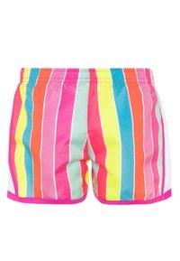 Nike Sportswear - STRIPE TEMPO - Träningsbyxor - fire pink - 1