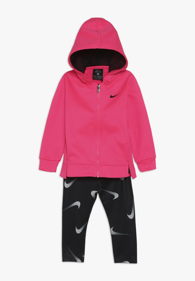 Nike Sportswear - THERMA BABY - Träningsset - black