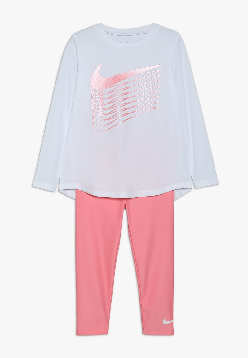 Nike Sportswear - SHINE BABY SET - Trainingspak - pink gaze