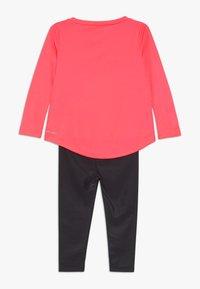 Nike Sportswear - SHINE BABY SET - Trainingspak - dark grey - 1