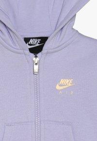 Nike Sportswear - AIR BABY SET - Tepláková souprava - dark grey - 5