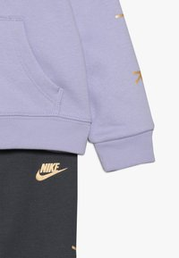 Nike Sportswear - AIR BABY SET - Tepláková souprava - dark grey - 3