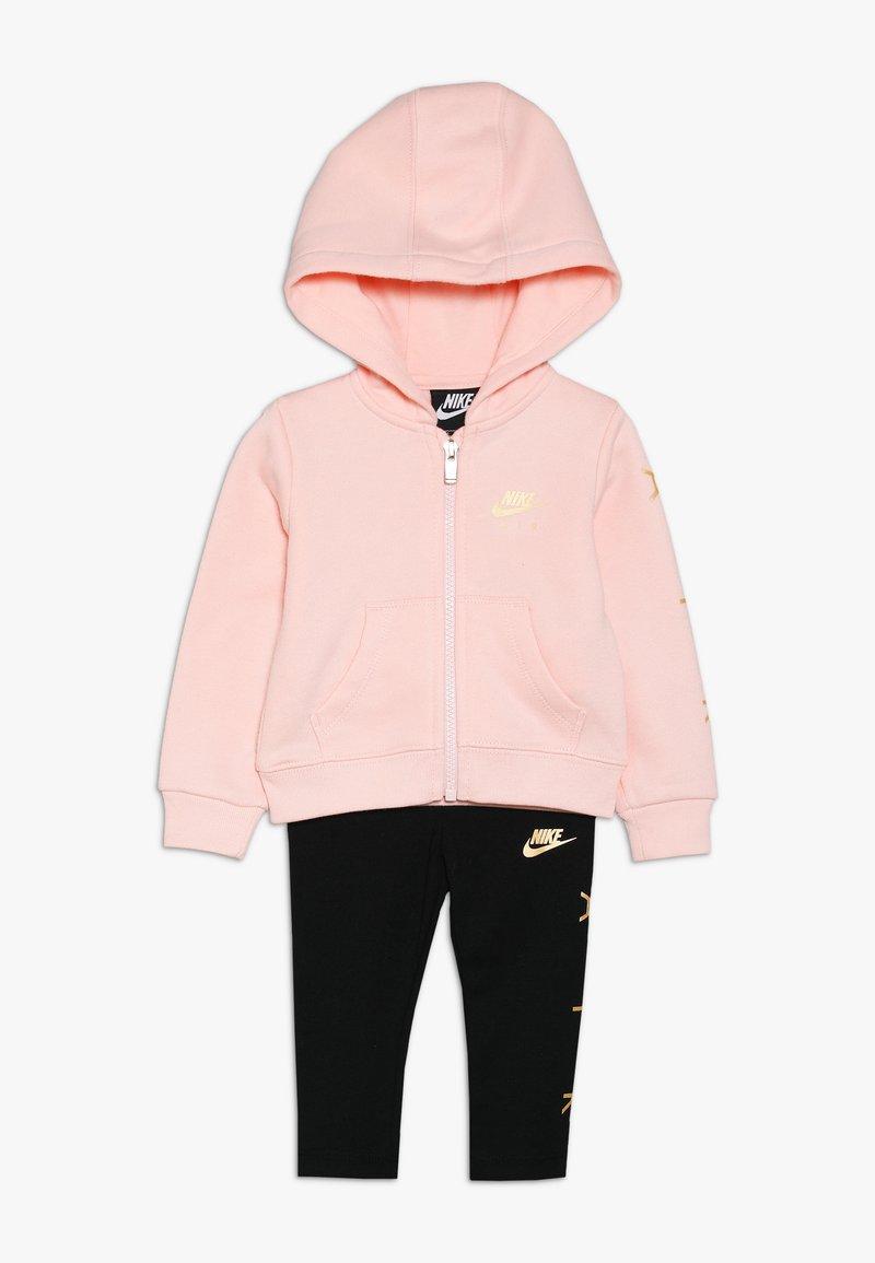 Nike Sportswear - AIR BABY SET - Hoodie met rits - black