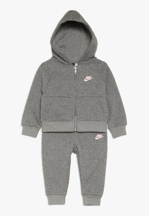 PANT BABY SET - Survêtement - carbon heather