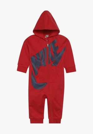 """BABY FRENCH """"ALL DAY PLAY"""" - Overal - university red"""