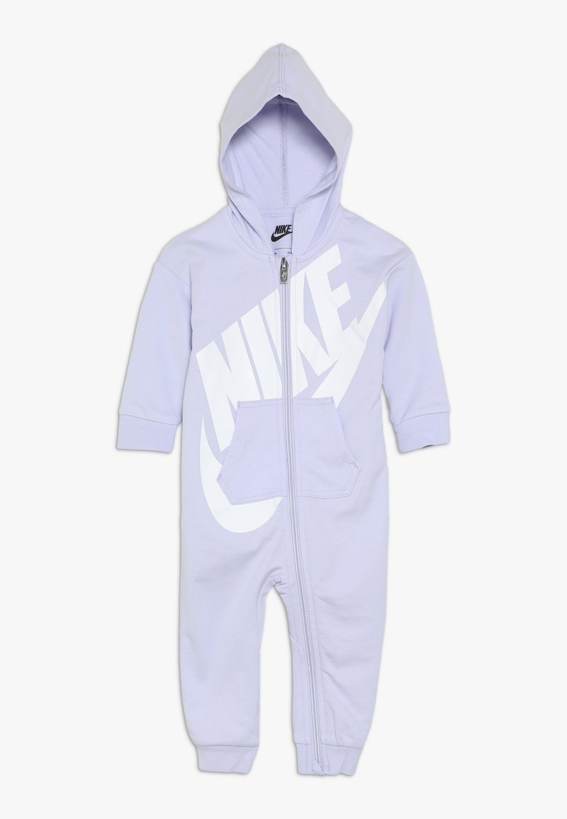 Nike Sportswear - ALL DAY PLAY COVERALL BABY - Overall / Jumpsuit - lavender mist