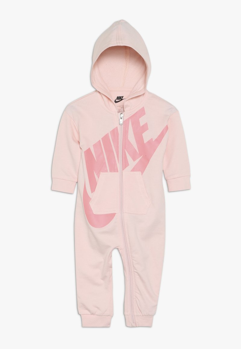 Nike Sportswear - ALL DAY PLAY COVERALL BABY - Jumpsuit - echo pink