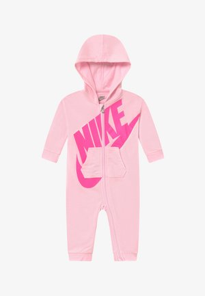"BABY FRENCH ""ALL DAY PLAY"" - Tuta jumpsuit - pink foam"