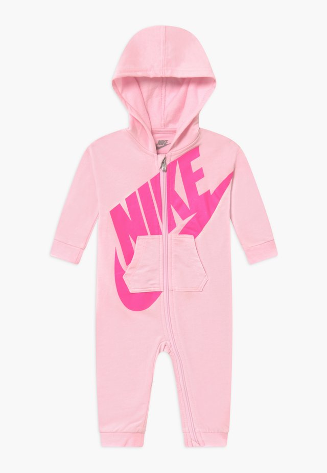 "BABY FRENCH ""ALL DAY PLAY"" - Jumpsuit - pink foam"