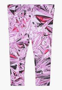 Nike Sportswear - TUNIC MYLAR SWIRL BABY SET - Verryttelypuku - vivid purple - 2