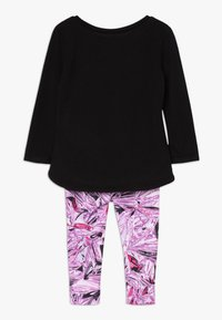 Nike Sportswear - TUNIC MYLAR SWIRL BABY SET - Verryttelypuku - vivid purple - 1