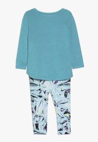 Nike Sportswear - TUNIC MYLAR SWIRL BABY SET - Trainingspak - turquoise - 1