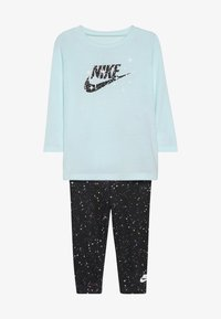 Nike Sportswear - STARRY NIGHT TUNIC SET BABY - Trainingspak - black - 3