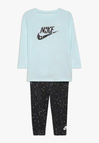 Nike Sportswear - STARRY NIGHT TUNIC SET BABY - Treningsdress - black - 0