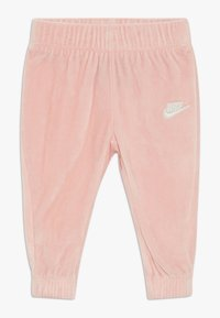 Nike Sportswear - SHINE TRACK BABY SET  - Tracksuit - bleached coral - 2