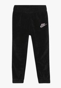 Nike Sportswear - SHINE TRACK BABY SET  - Trainingspak - black - 2