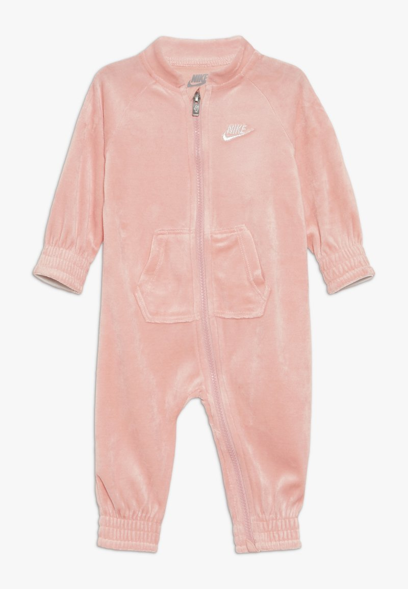 Nike Sportswear - COVERALL BABY - Overall / Jumpsuit - bleached coral