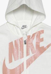 Nike Sportswear - SPARKLE FUTURA COVERALL BABY - Overal - sail - 4