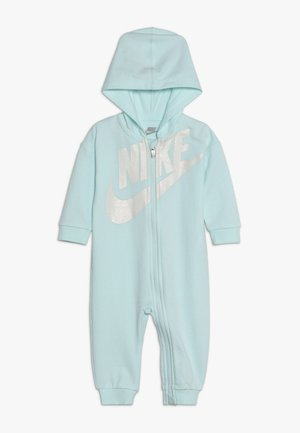 SPARKLE FUTURA COVERALL BABY - Overal - teal tint