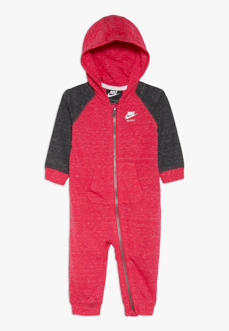 Nike Sportswear - COVERALL BABY - Jumpsuit - rush pink