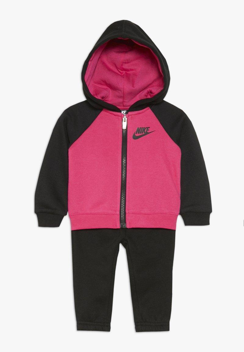 Nike Sportswear - BABY SET - Zip-up hoodie - black