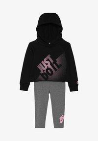 Nike Sportswear - HOODIE BABY SET - Trainingspak - carbon heather - 4