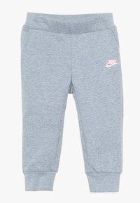 Nike Sportswear - PANT BABY SET - Träningsset - ashen slate heather - 2