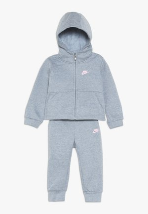 PANT BABY SET - Tracksuit - ashen slate heather