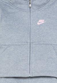 Nike Sportswear - PANT BABY SET - Träningsset - ashen slate heather - 5