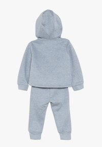 Nike Sportswear - PANT BABY SET - Träningsset - ashen slate heather - 1