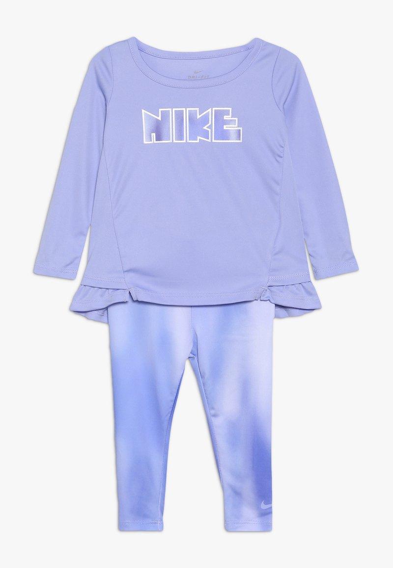 Nike Sportswear - BABY SET  - Leggings - lilac