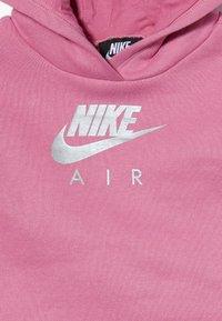Nike Sportswear - NEW AIR SET - Sweat à capuche - carbon heather - 5