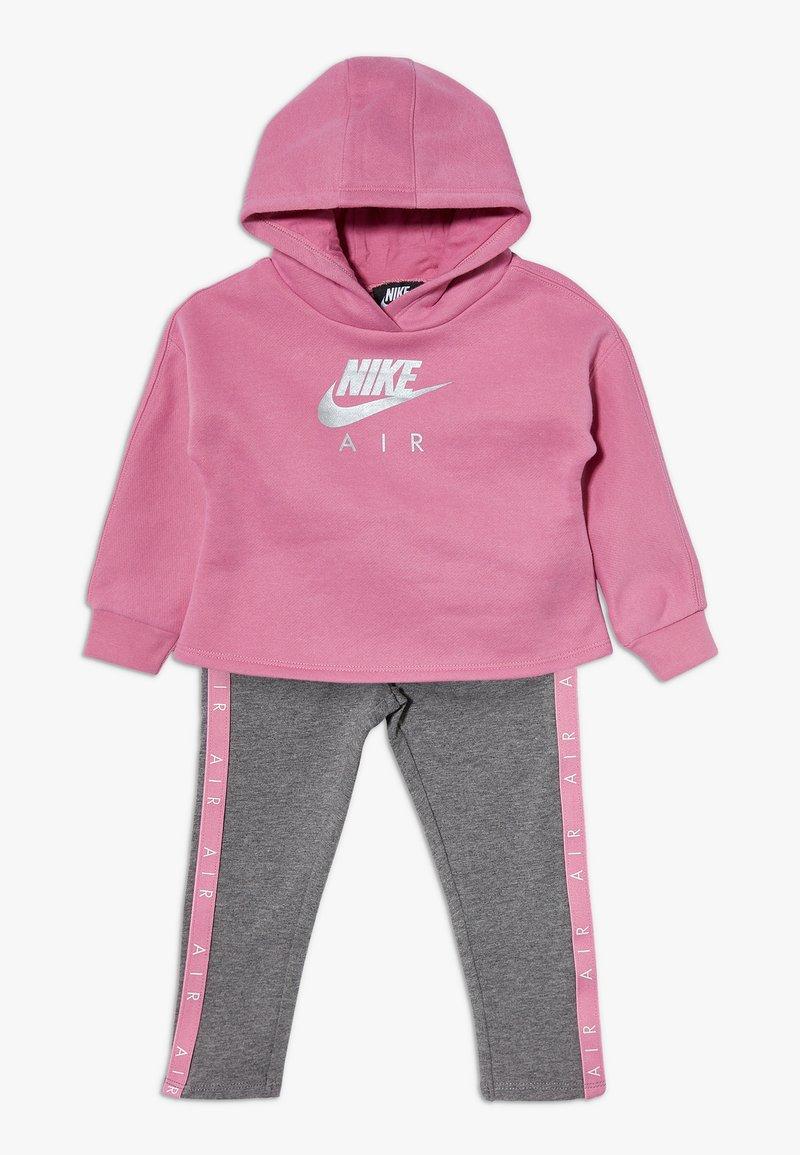 Nike Sportswear - NEW AIR SET - Sweat à capuche - carbon heather