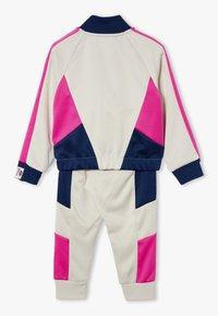 Nike Sportswear - HERITAGE SET BABY - veste en sweat zippée - light orewood brown - 1