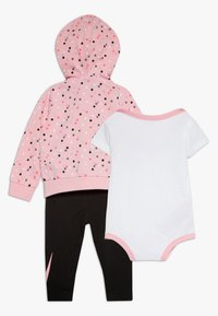 Nike Sportswear - NEW SET BABY - Body - light pink/black - 1