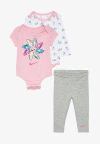 Nike Sportswear - SET BABY - Body - dark grey heather - 4