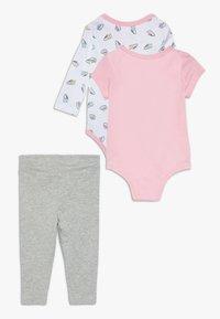 Nike Sportswear - SET BABY - Body - dark grey heather - 1