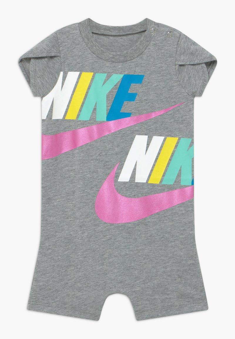 Nike Sportswear - FUTURA ROMPER BABY - Combinaison - grey heather