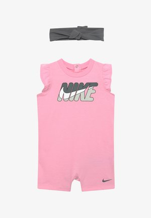 ROMPER BABY SET - Jumpsuit - pink