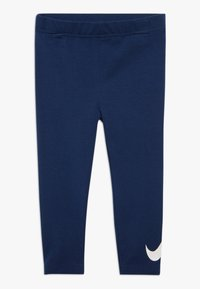 Nike Sportswear - DOT TUNIC SET BABY - Legging - blue void - 2