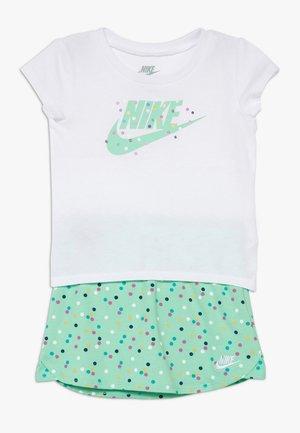 SCOOTER SET BABY - Minifalda - emerald rise