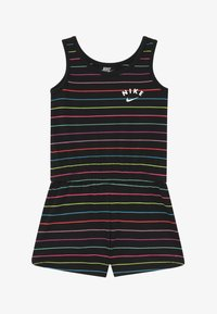 Nike Sportswear - GIRLS STRIPE - Haalari - black - 2