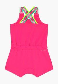 Nike Sportswear - GIRLS RAINBOW ROMPER BABY - Mono - hyper pink - 1