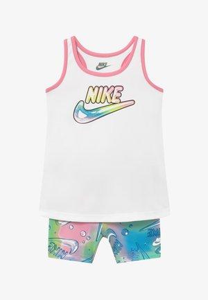 BUBBLE BIKE SET - Shorts - pink